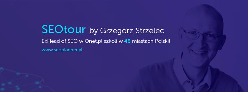 SEOtour Grzegorz Strzelec