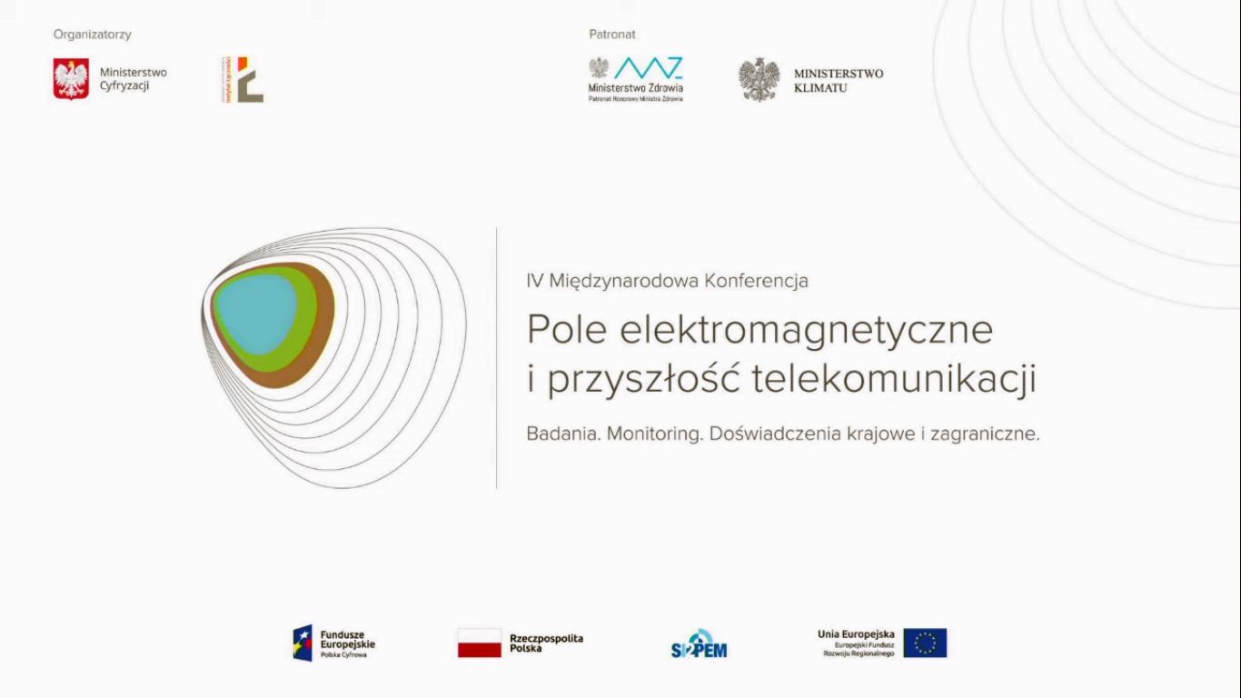Pole elektromagnetyczne PEM w telekomunikacji