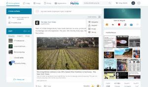 MeWe - zmiana w sposobie wyświetlania strumienia