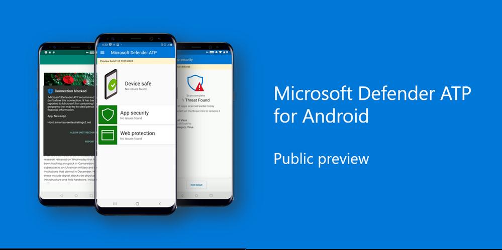 Microsoft Defender ATP dla Androida