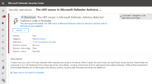 Microsoft-Defender-ATP-alert-for-detecing-malicious-code-in-firmware