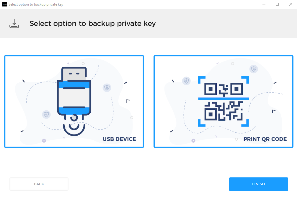 Key Backup