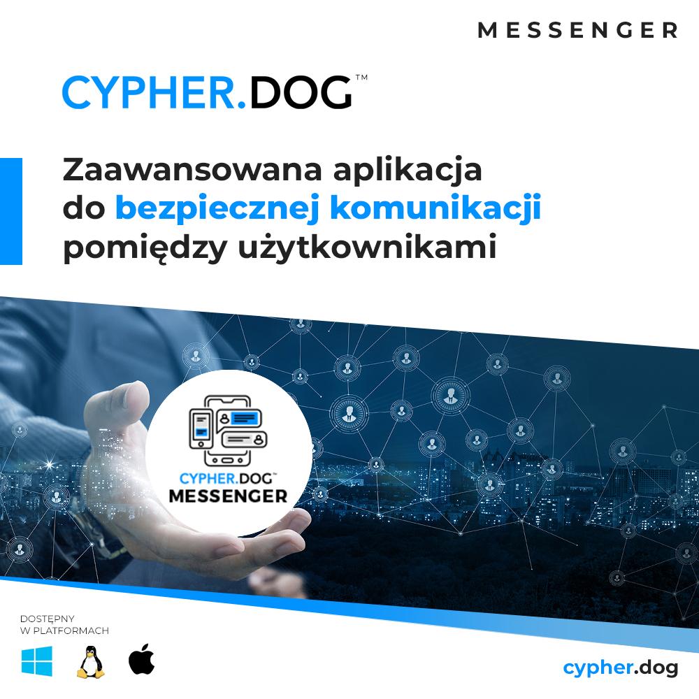 cypherdog - messenger