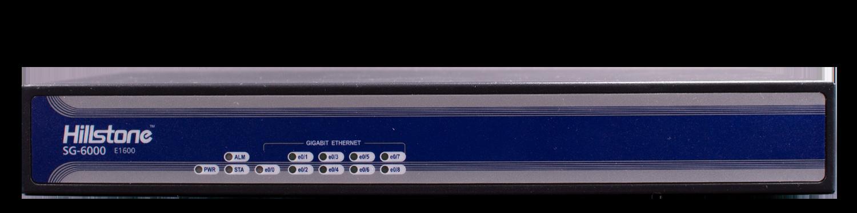 Firewall Hillstone seria E SG-6000-E1600